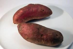 patates douces pour cuisson micro-ondes.1