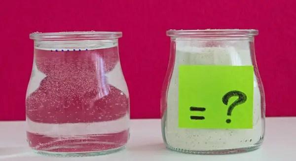 1 pot de yaourt = combien de grammes de ...