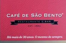 Restaurante Café de São Bento