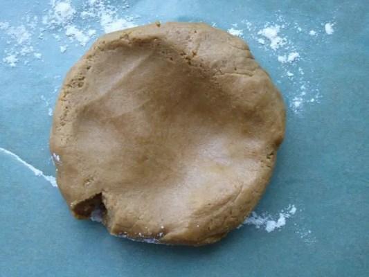pâte à biscuits fraisée