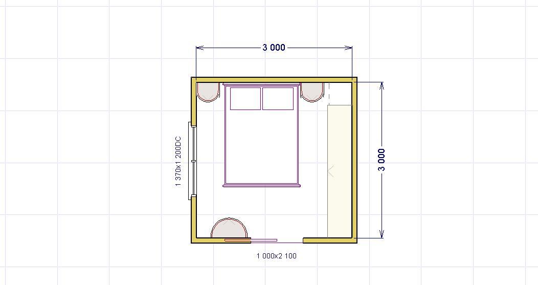 Misure Minime Stanze - The Homey Design