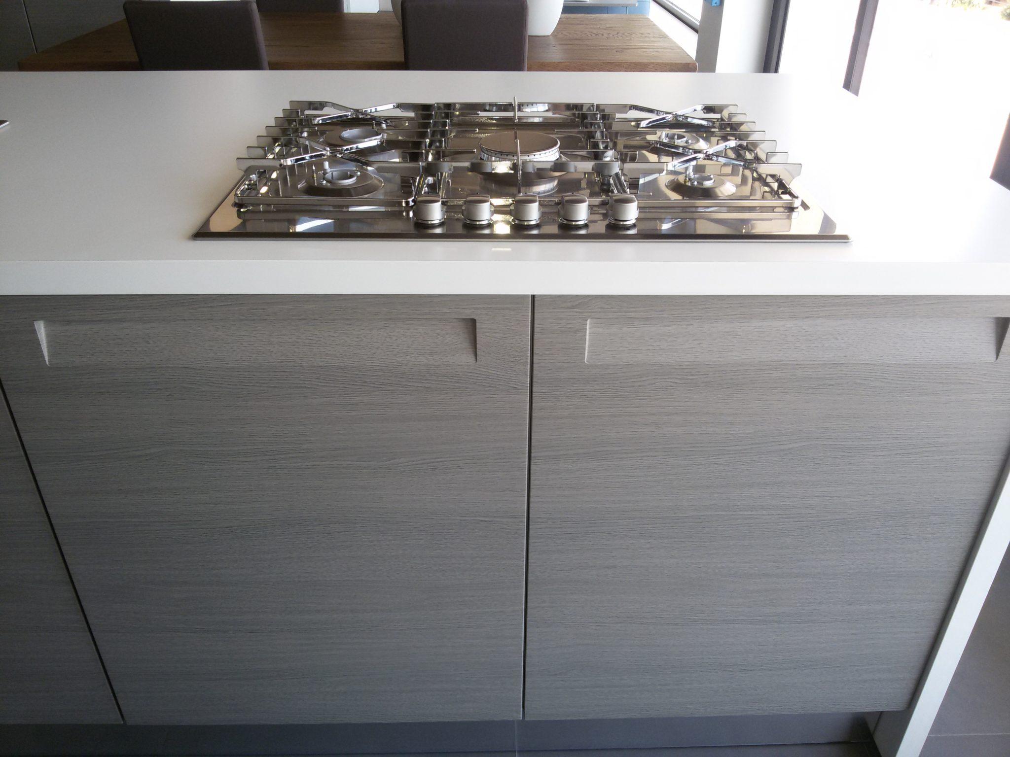 La cucina senza maniglia - lineatre - kucita - gli esperti ...