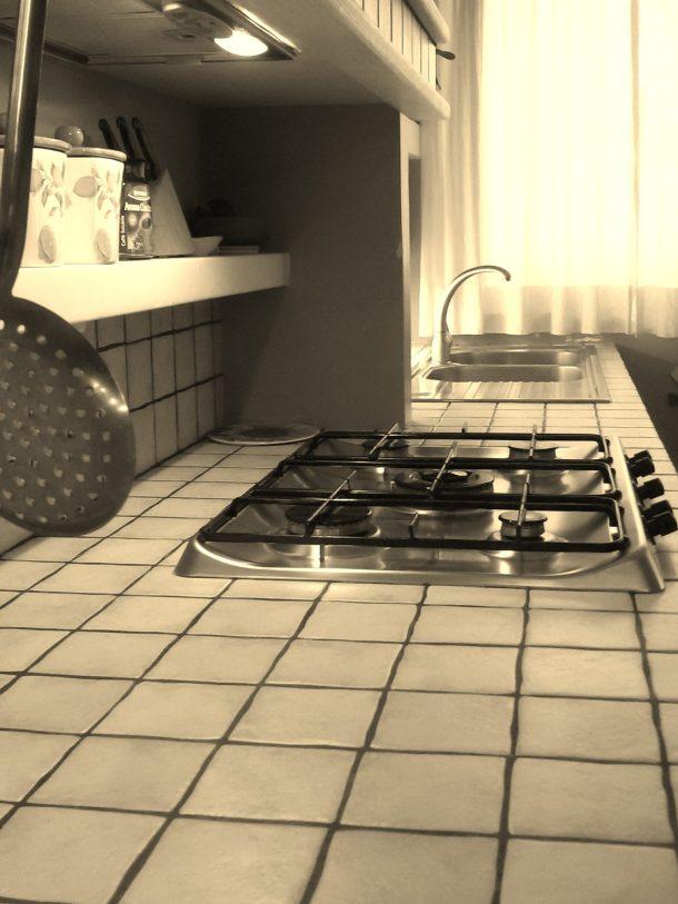 Quale top per la cucina il piano piastrellato michele de biase - Quale cucina comprare ...