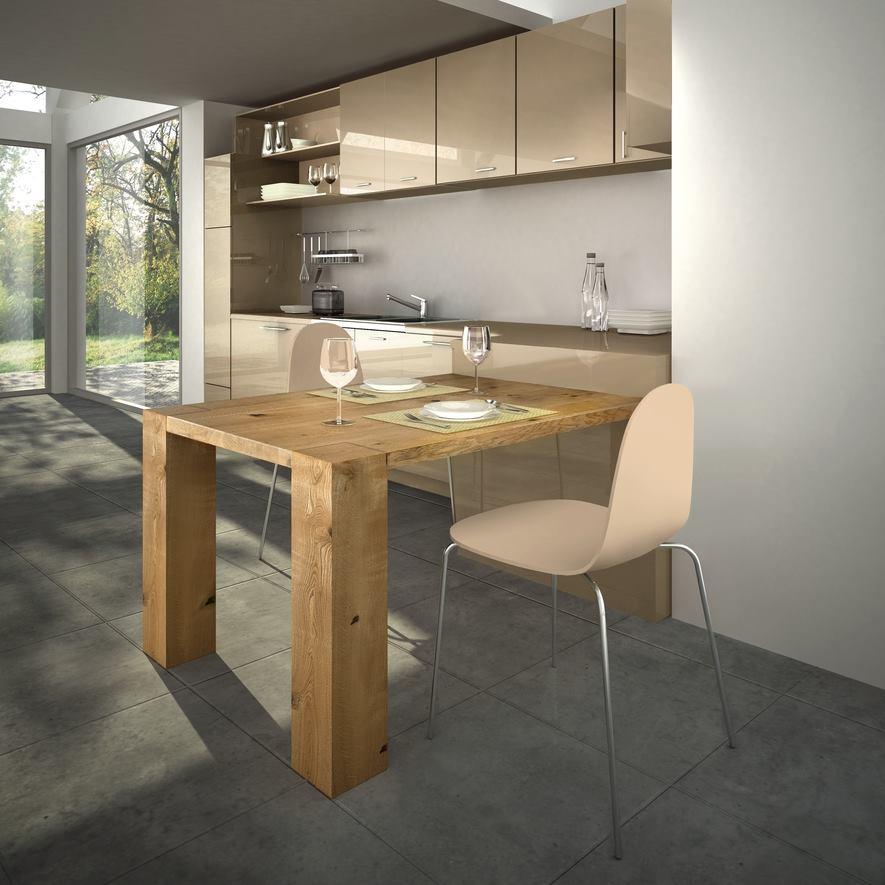 Quale top in cucina il piano in legno michele de biase for Piano cucina legno
