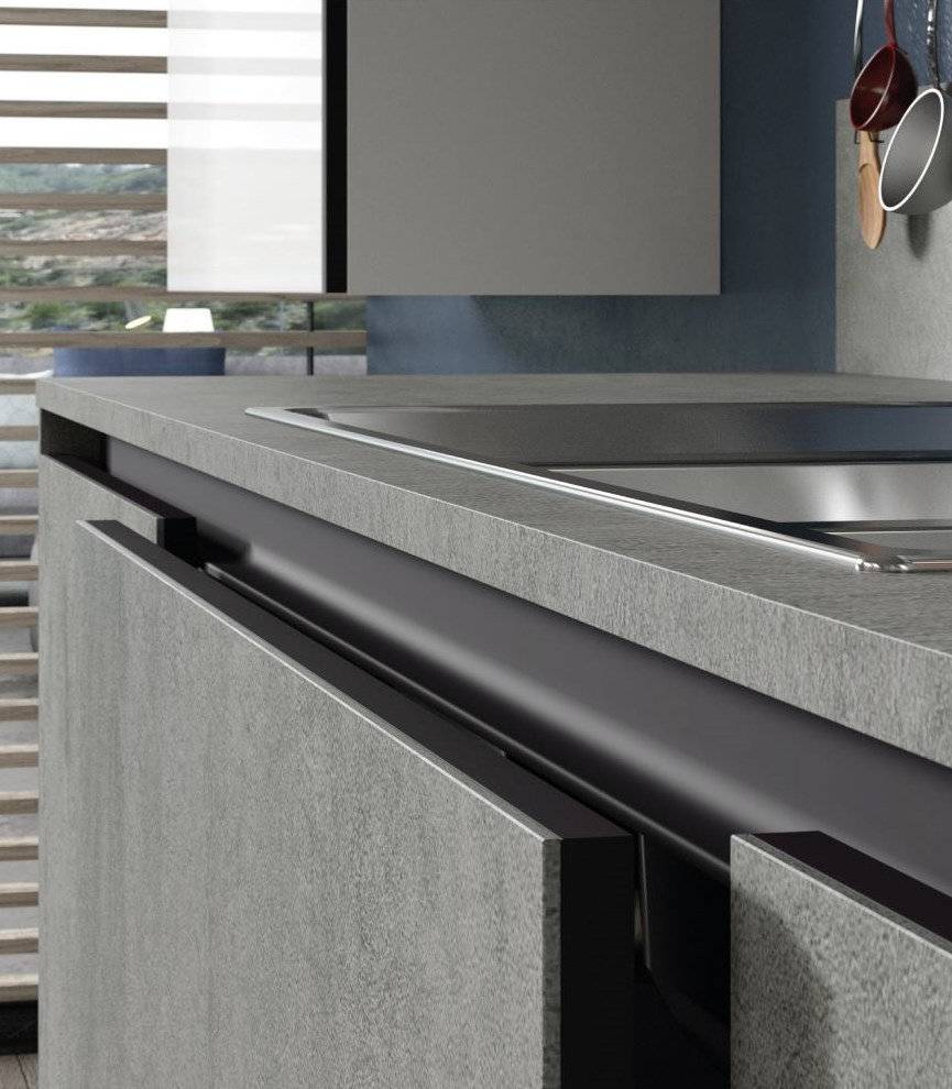 Quale top in cucina il piano in gres porcellanato - Top cucina materiali ...