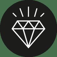 ico-swarovski Maniglie Linea Calì Zen Mesh cromo 024 con cristalli Swarovski®