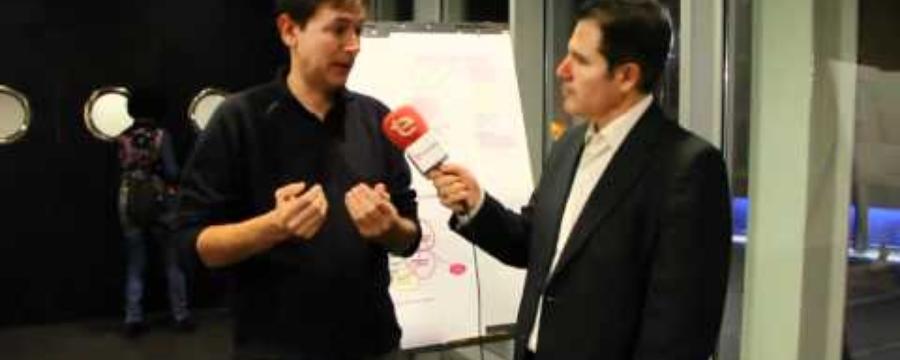 Entrevista sobre permacultura en TeleElx