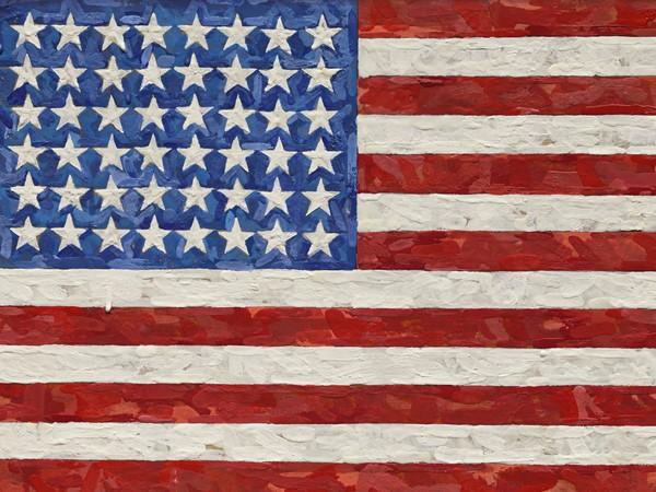 All'asta una bandiera di Jasper Johns – Arte.it