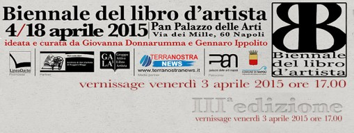 3ª Biennale del libro  – conclusi i termini  di adesione
