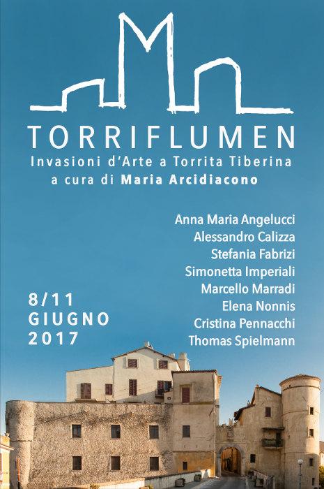 TORRIFLUMEN. Invasioni d'arte a Torrita Tiberina