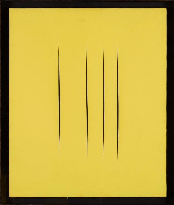 Lucio Fontana e l'annullamento della pittura. Dal Gruppo Zero all'arte analitica