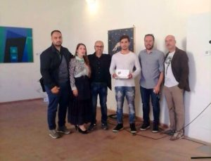 Domenica 15 ottobre 2017, è stato aggiudicato il premio in palio, un soggiorno a Sorrento (una notte e due giorni) per quattro persone, il vincitore è risultato F. G., alunno della IV A del Liceo Artistico Righi-Nervi di S. Maria C.V..