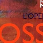 """L'OPERA AL ROSSO. La forza poetica e generatrice del """"Rubedo"""": Eliana Prosperi – Maria Grazia Tata"""