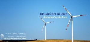 Quando il vento tace Personale fotografica di Claudia Del Giudice