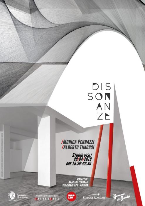 Dissonanze. Monica Pennazzi - Alberto Timossi