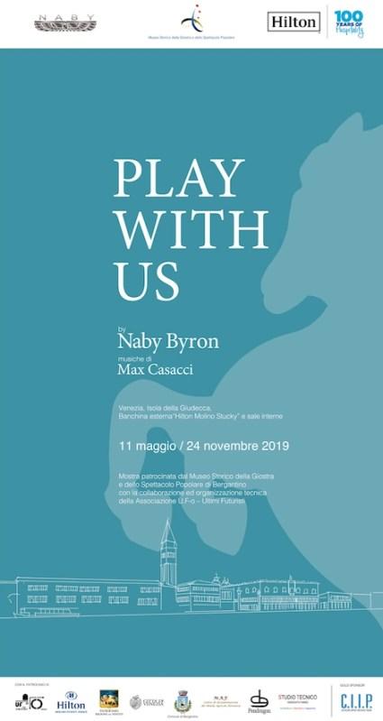 """PLAY WITH US""  Dall'arte popolare all'arte moderna"