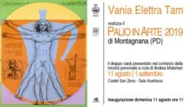 """Il """"Palio in Arte"""" di Vania Elettra Tam"""