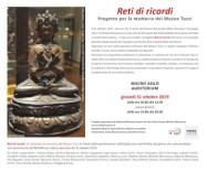 Reti di ricordi - Progetto per la memoria del Museo Tucci