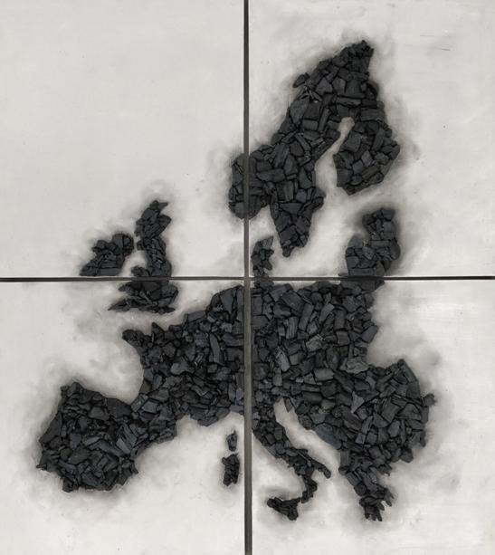 Vito-Bongiorno- comunità europea-carbone-e-cenere-su-tavola-4-x-60x50