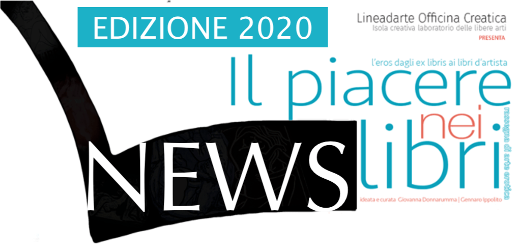 Il piacere nei libri - OPEN CALL FOR ARTIST