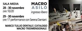 Catalogo Macro Tridimensionale di Marco Tullio Dentale