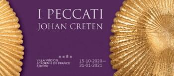 """""""I Peccati"""" - Johan Creten"""