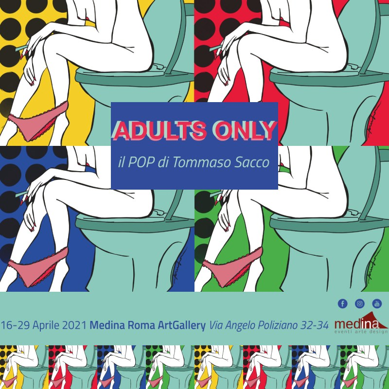 ADULTS ONLY- il POP di Tommaso Sacco