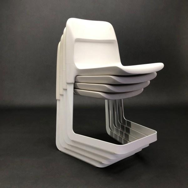 Chaise Cart Luca Nichetto pour Bonaldo