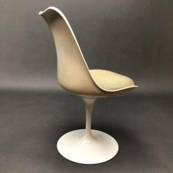 Lot de 4 chaises Tulipe Eero Saarinen Knoll