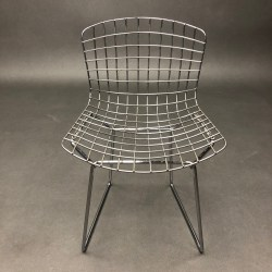 Chaise enfant Wire Harry Bertoia Knoll