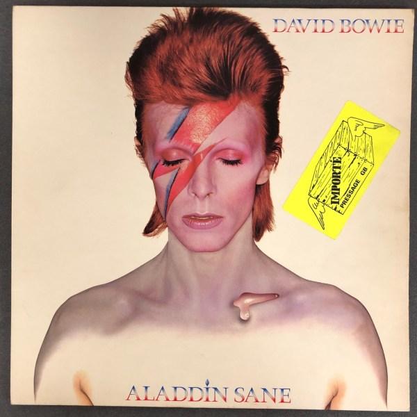 Album Aladdin Sane David Bowie