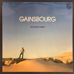 Album Serge Gainsbourg Aux armes et caetera