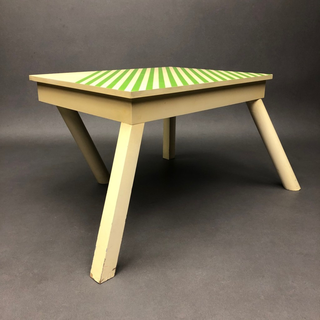 table basse la marcheuse pierre sala serie limitee 2