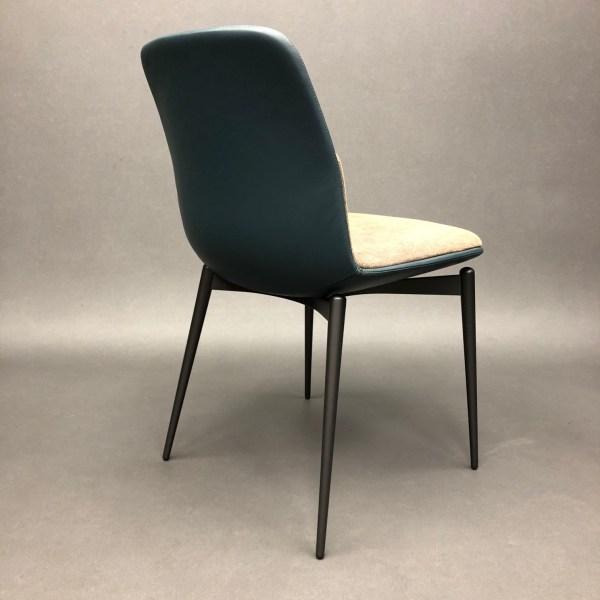 Lot de 4 chaises Barbican Rodolfo Dordoni pour Molteni & C