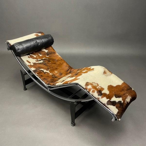Chaise Longue LC4 Perriand Le Corbusier Jeanneret de 1970