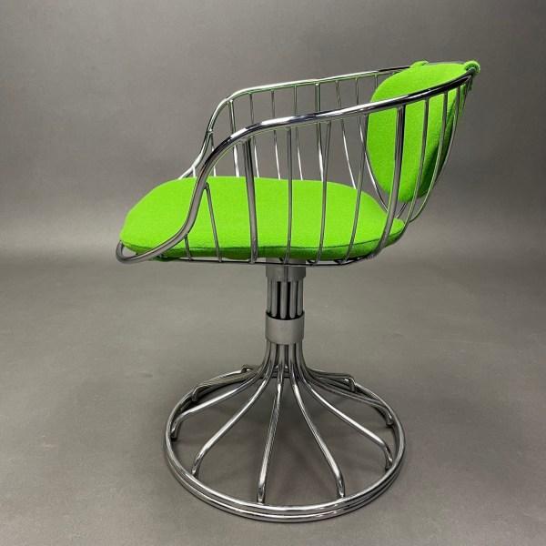 Lot de 6 fauteuils Panam Gastone Rinaldi