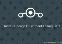 dirty flash alternative lineage os