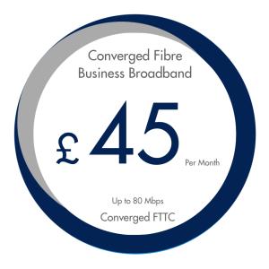 broadband fibre converged