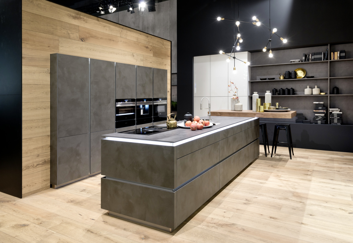 Colours Latest Kitchen Designs And