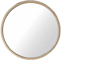 miroirs en chene line art