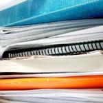 Ahorro de papel en oficina