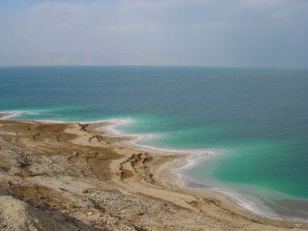 barros y lodos del mar muerto