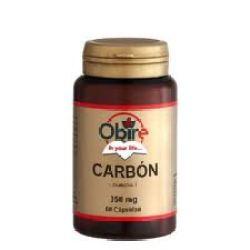 carbón vegetal activado