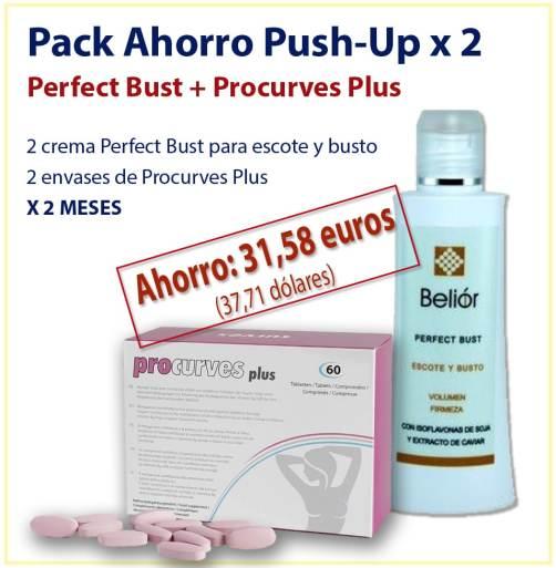 pack ahorro Push Up