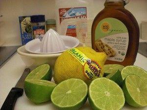 stanley burroughs la dieta de sirope de arce y zumo de limon