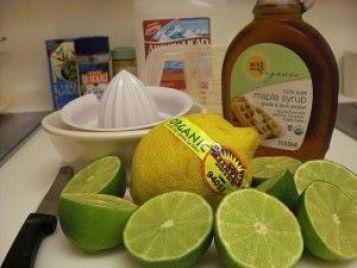 Dieta Master Cleanse