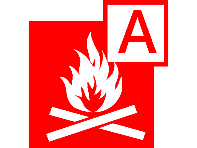 Classification Of Fires Autocad Free Cad Block Symbol And Cad