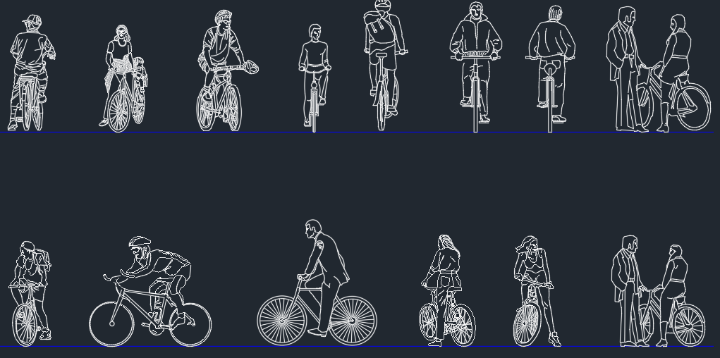 Cyclists Autocad Free Cad Block Symbol And Cad Drawing Make Your Own Beautiful  HD Wallpapers, Images Over 1000+ [ralydesign.ml]