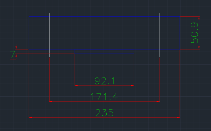 Blind Flange Autocad Free Cad Block Symbol And Cad Drawing