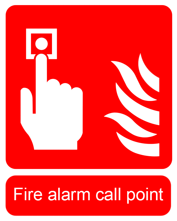 Fire Alarm Call Point Autocad Free Cad Block Symbol And Cad Drawing